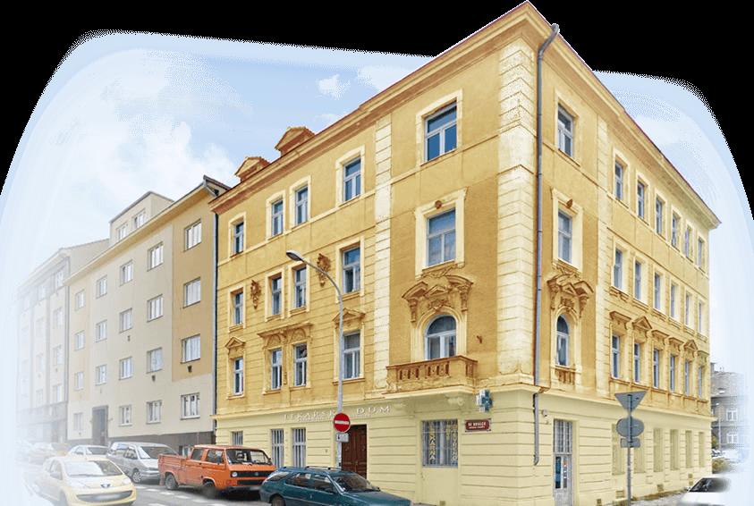 Psychiatrie Praha Budova